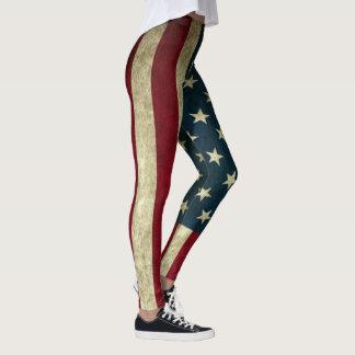 Eenvoudig Amerikaans Leggings