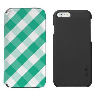 Eenvoudig Groen wit St Patrick gingangpatroon
