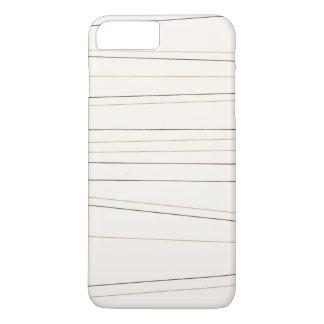 Eenvoudig Lijnen iPhone 8/7 Plus Hoesje