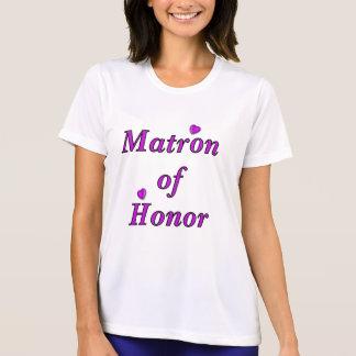 Eenvoudig Matron van de Liefde van Eer T Shirt
