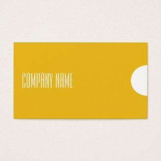 Eenvoudig Modern en Professioneel Bedrijfs Visitekaartjes