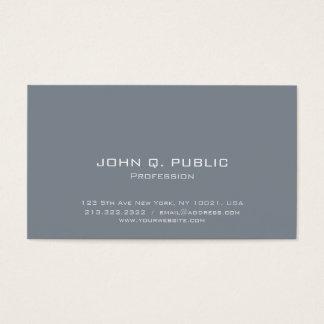 Eenvoudig Ontwerp Professionele Moderne Visitekaartjes