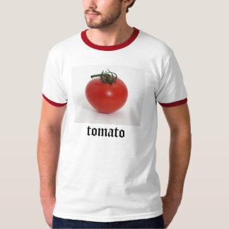 Eenvoudig Tomaat T Shirt