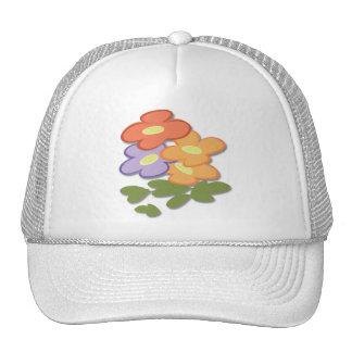 Eenvoudige Bloemen Petten