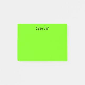 Eenvoudige Groen Post-it® Notes