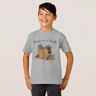 Eenvoudige Klaar voor het Overhemd van Tagless van T Shirt