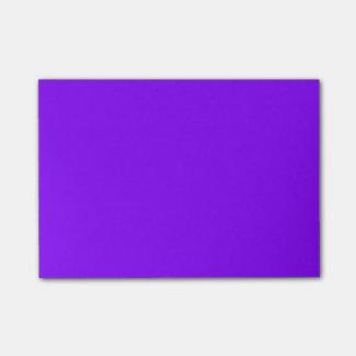 Eenvoudige Paars/Indigo Post-it® Notes