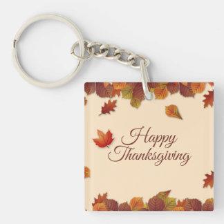 Eenvoudige Thanksgiving | van de Bladeren van de Sleutelhanger