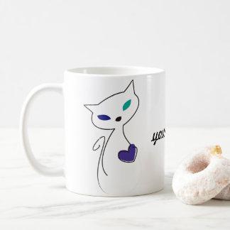 eenzame katten LGBT Koffiemok