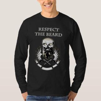 EERBIEDIG de de Giften & Overhemden van de BAARD T Shirt