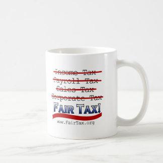 Eerlijke Belasting Koffiemok
