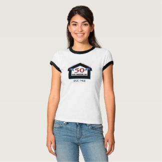 Eerlijke Huisvesting 50 (kaarsen) - het Overhemd T Shirt