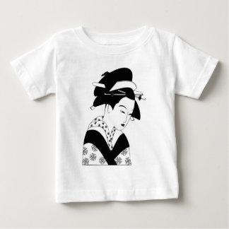 eerlijke Japanse godin Baby T Shirts