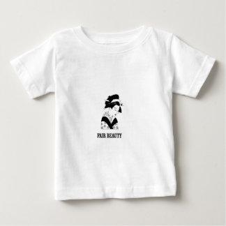 eerlijke schoonheidsvrouw baby t shirts