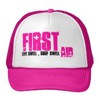 Eerst, Hulp, het Pet van de Branding van Meisjes
