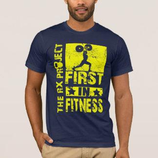 Eerst in Schone - en - de schokT-shirt van de Tshirt