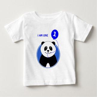 Eerste de douanetekst van de verjaardags leuke baby t shirts