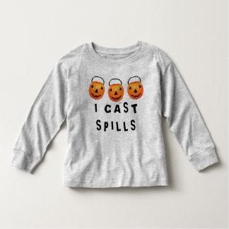 Eerste Halloween van de baby Kinder Shirts