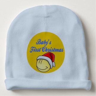 Eerste Kerstmis Beanie van de baby Baby Mutsje