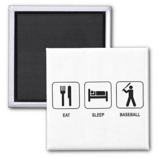 Eet de Magneet van het Honkbal van de Slaap