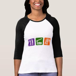 Eet het Haar van de Besnoeiing van de Slaap!! T Shirt