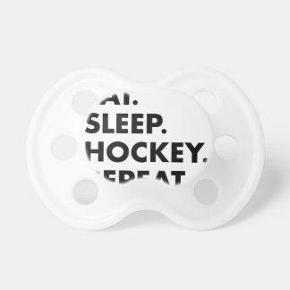 Eet het Hockey van de Slaap herhalen Baby Speentje