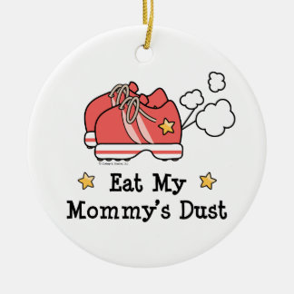 Eet het Ornament van het Stof van Mijn Mama