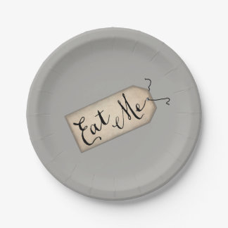 Eet me papieren bordje