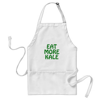 Eet Meer Boerenkool Standaard Schort