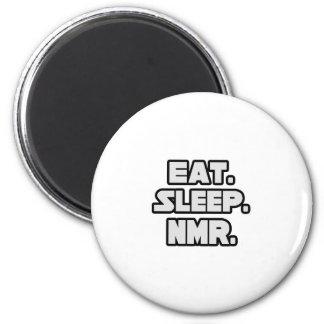 Eet NMR Slaap Magneten