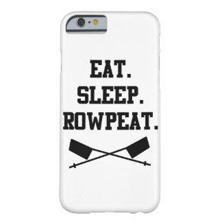 Eet. Slaap. iPhone 6 van Rowpeat Hoesje
