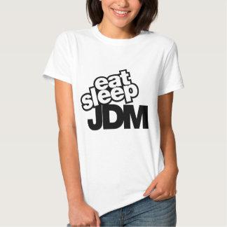 eet slaap JDM Tshirts