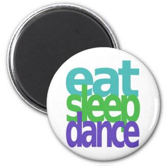 eet slaapdans magneet