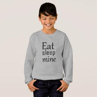 Eet slaapmijn trui
