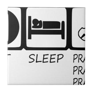 EET SLEEP37 KERAMISCH TEGELTJE