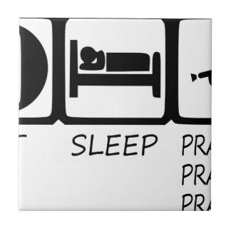 EET SLEEP41 KERAMISCH TEGELTJE