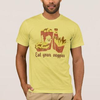 Eet Uw Veggies T Shirt
