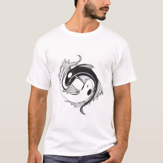 Eeuwig Saldo van Koi T Shirt