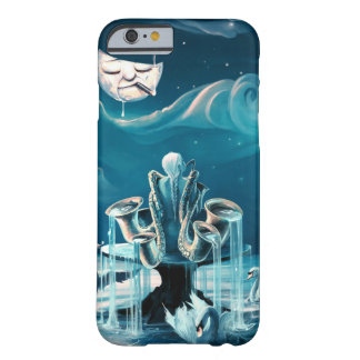 Eeuwige Blauw Barely There iPhone 6 Hoesje