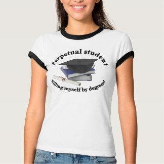 eeuwige student 2 het overhemd van de Bel van T Shirt