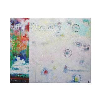 Eeuwigheid Canvas Print