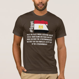 #Egypt T-shirt