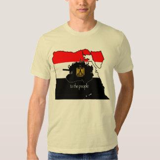 Egypte aan de Mensen Tshirt