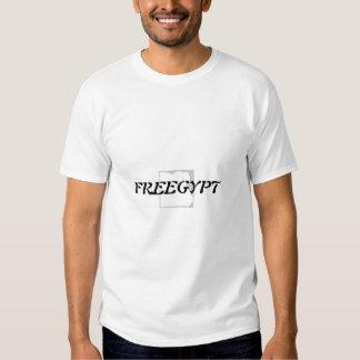 Egypte, FREEGYPT Tshirt