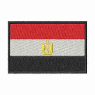 Egypte Geborduurd Fleece Track Jack