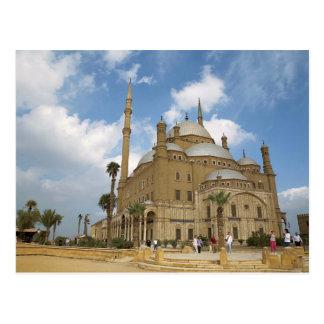 Egypte, Kaïro, Citadel, Muhammad Ali Mosque 2 Briefkaart