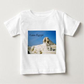 Egypte Kaïro Giza sfinx-2 (St.K) Baby T Shirts