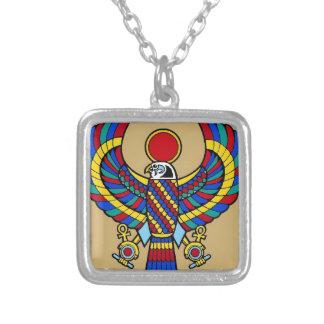 Egyptisch Zilver Vergulden Ketting