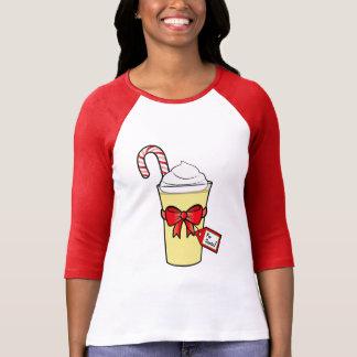 Eierpunch met het Riet en de Boog van Kerstmis! T Shirt