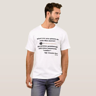 Eigengemaakte Wodka T Shirt